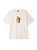 t-shirt obey OBEY BALLOON HEAVYWEIGHT CLASSIC BOX TEE CREAM