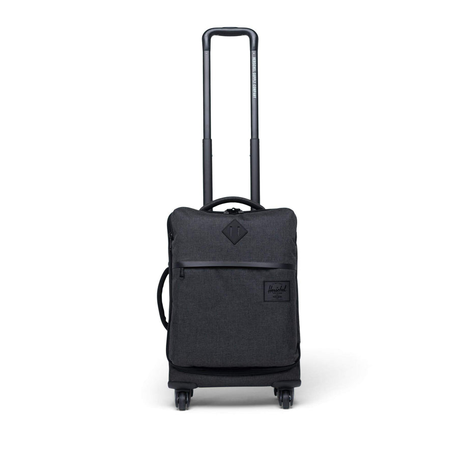 herschel valigie,Highland Carry-On Black Crosshatch, image 1