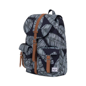 herschel Dawson Black Palm/Tan foto 2