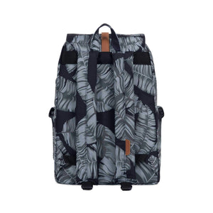 herschel Dawson Black Palm/Tan foto 4