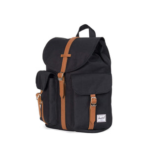 herschel Dawson Small Black Tan foto 3