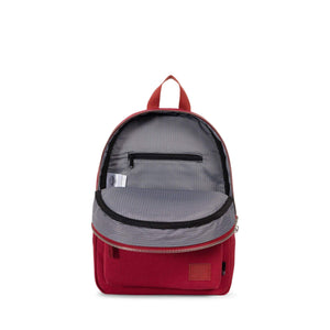herschel Grove X-Small Cotton Canvas Brick Red foto 2