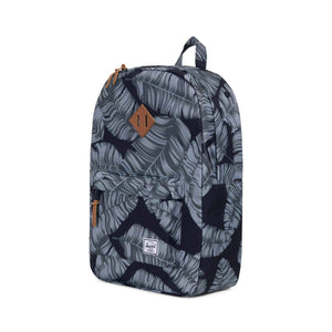herschel Heritage Black Palm/Tan foto 3