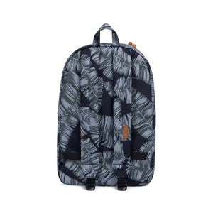 herschel Heritage Black Palm/Tan foto 4