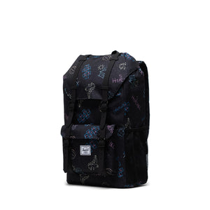 herschel Herschel Little America Youth Asphalt Chalk foto 3