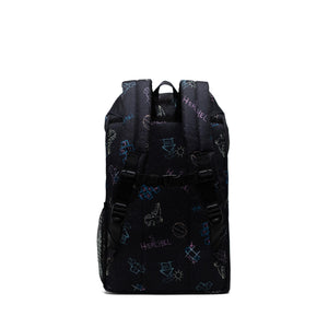 herschel Herschel Little America Youth Asphalt Chalk foto 4