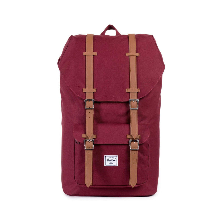 herschel zaini,Herschel Little America Windsor Wine Tan, image 1