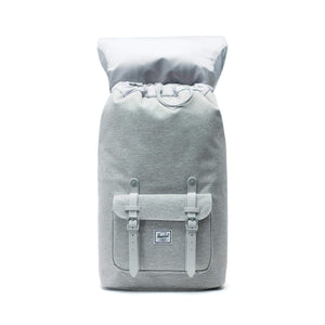 herschel Herschel Little America Light Grey Crosshatch/Grey Rubber foto 2