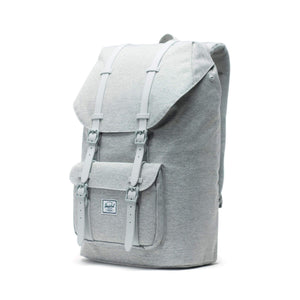 herschel Herschel Little America Light Grey Crosshatch/Grey Rubber foto 3