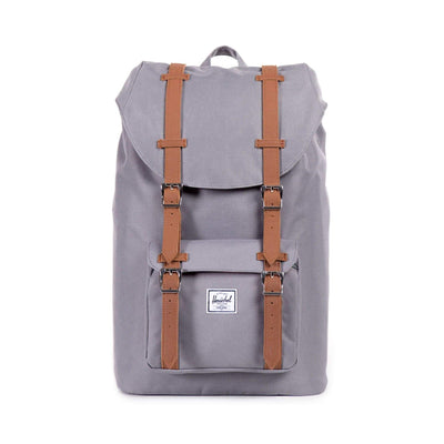 zaini herschel LITTLE AMERICA MID BACKPACK • 0006 GREY