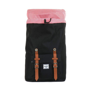 herschel Herschel Little America Mid-Volume Black/Tan foto 2