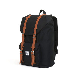 herschel Herschel Little America Mid-Volume Black/Tan foto 3