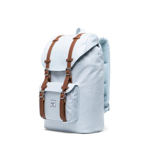 herschel Little America Mid-Volume Ballad Blue Pastel Crosshatch foto 3