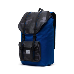 herschel Little America Surf The Web/Night Camo foto 3