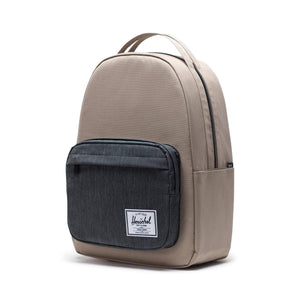 herschel Miller Timberwolf/Black Denim foto 3