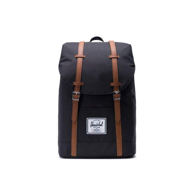zaini herschel RETREAT BLACK/TAN