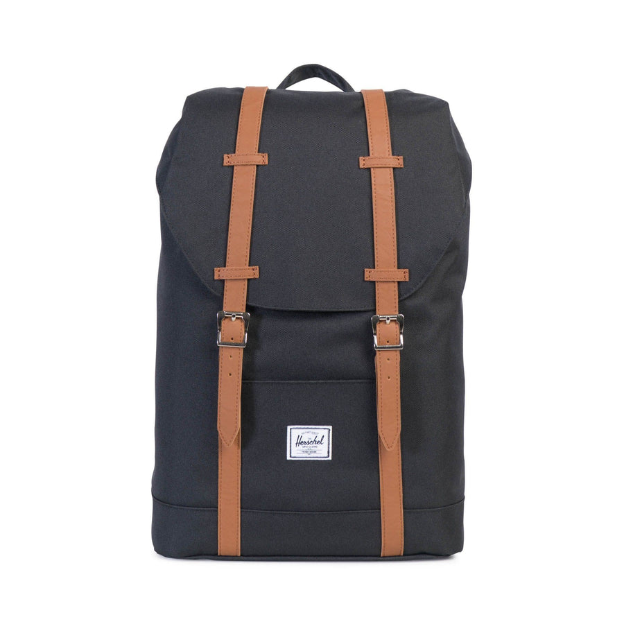 herschel zaini,RETREAT MID BACKPACK • 0001 BLACK, image 1
