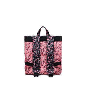 herschel Survey Kids Multi Ditsy Floral Black/Flamingo Pink foto 4