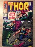 Thor, The Mighty #149 1968 Origin of Black Bolt continued; Origin of Medusa; Ori