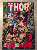Thor, The Mighty #152 1968