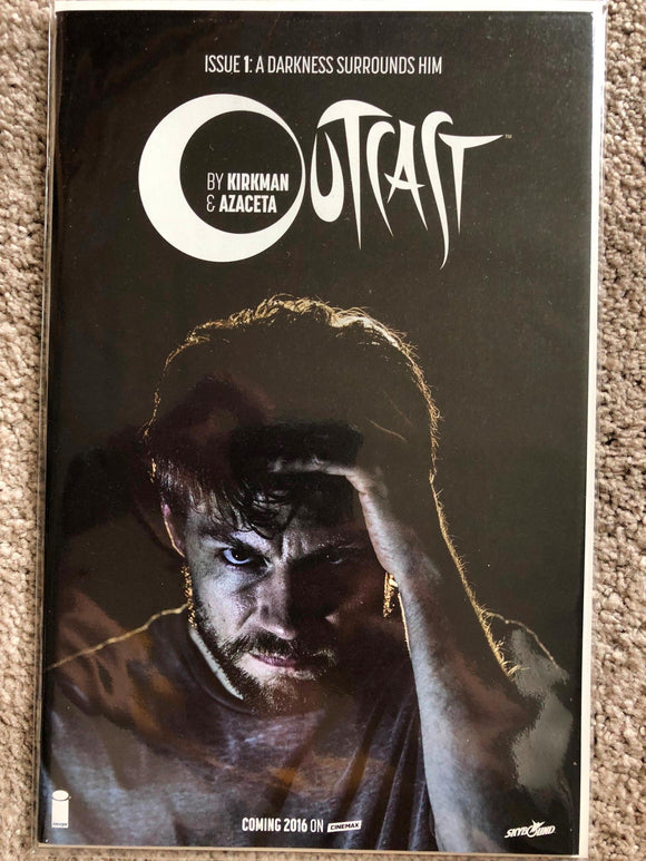 Outcast #1 SDCC Photo Skybound Variant (Image)