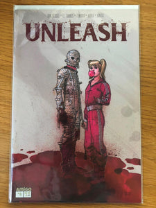 Unleash #1 First Print Amigo Comics