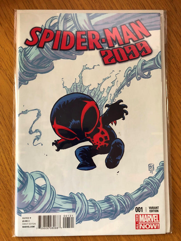 Spider-man 2099 #1 Skottie Young Variant