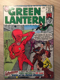 Green Lantern #13 1962 First Silver Age Flash cross over; First time Green Lante