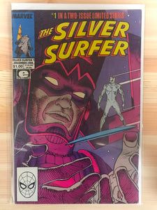 Silver Surfer #1 Limited Series 1988