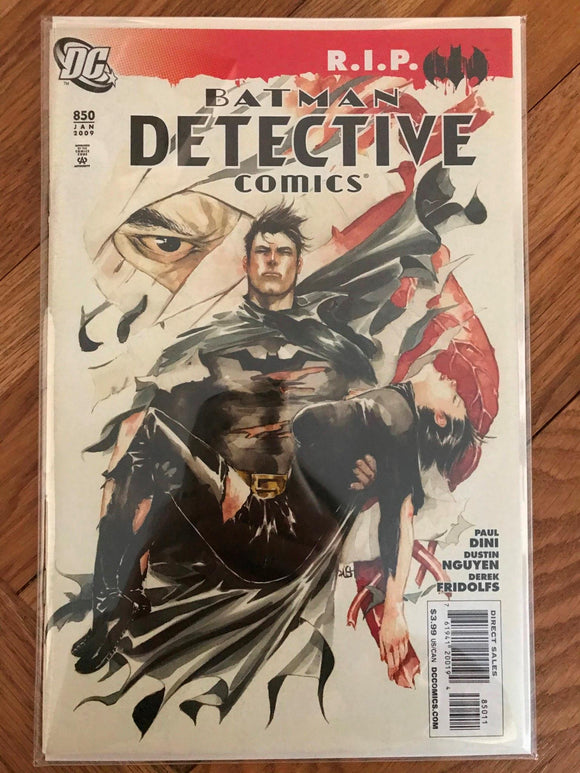 Detective Comics #850 First Gotham City Sirens