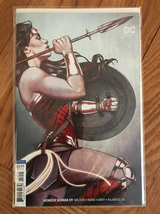 Wonder Women #59 Frison Variant