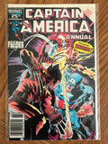 Captain America Annual #8 Signed Mike Zeck & John Beatty. COA