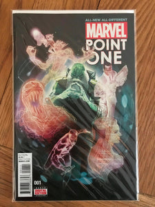 All-new All-different Point One #1 First Blindspot