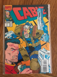 Cable #3 First Weasel