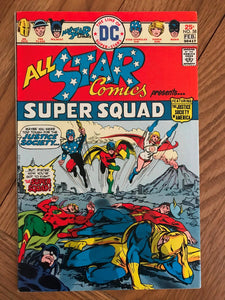 All Star Comics #58 First Powergirl