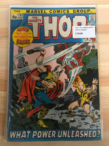 The Mighty Thor #193