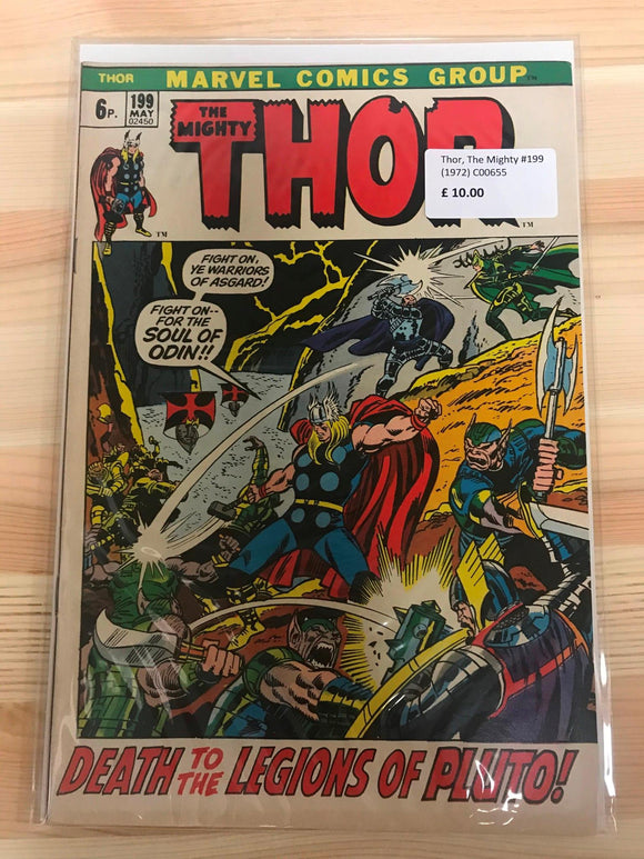 The Mighty Thor #199