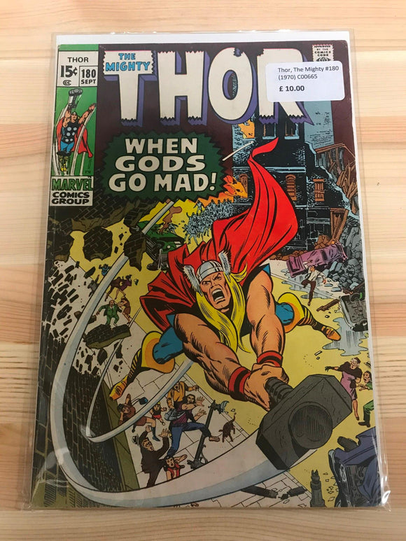 The Mighty Thor #180
