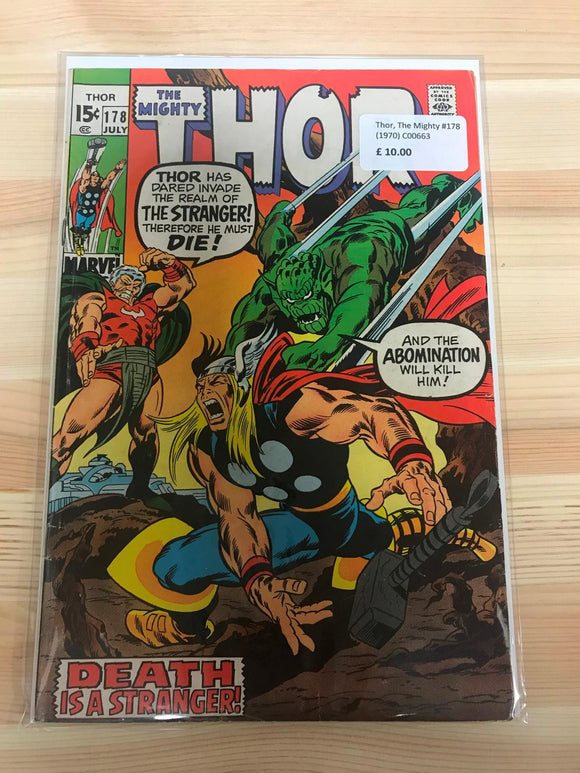 The Mighty Thor #178