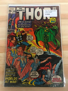 The Mighty Thor #186