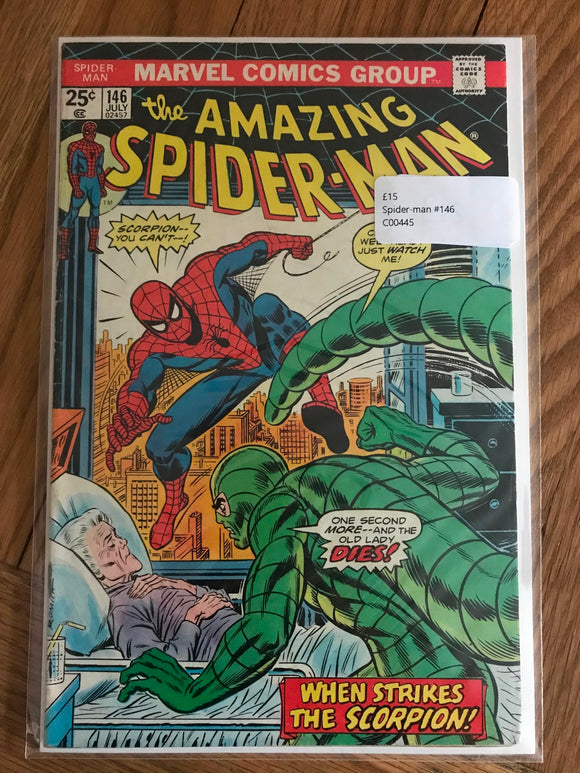Amazing Spider-man #146