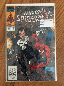 Amazing Spider-man #330
