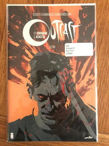 Outcast #1 First Print