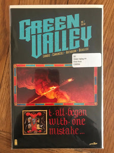 Green Valley #1 First Print
