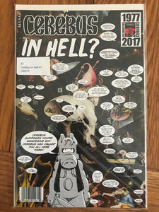 Cerebus in Hell #1
