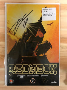Redneck #2 Signed Dee Cunniffe & Donny Cates COA