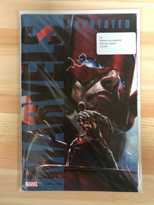 Marvels Annotated #3 Dell'otto Variant