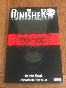 The Punisher On The Road Graphic Novel
