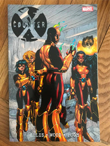 Counter X Graphic Novel