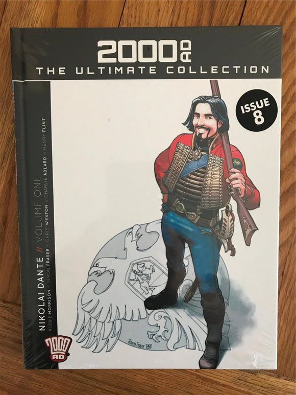 2000AD The Ultimate Collection Nikolai Dante Vol. One Graphic Novel